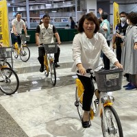 YouBike expected to be running in Taiwan's Chaiyi City by mid-December