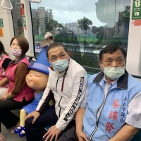 New Taipei to offer 1 month of free rides along new light rail line