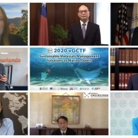 台灣、美國、日本、荷蘭舉辦研習營 探討海洋垃圾等議題