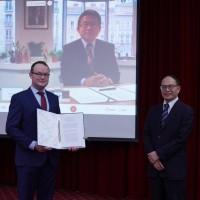 台匈教育合作 匈牙利每年將提供20名台灣學子獎學金