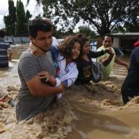 Taiwan donates to 3 Central American allies hit by Hurricane Eta