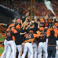Uni-President Lions clinch Taiwan Series title in 7-4 win