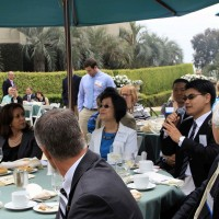 US Vice President-elect Kamala Harris once shared table with Taiwan justice minister