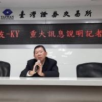 「史上最貴壁紙」康友製藥掏空疑雲 立委要求台灣金管會公布調查報告