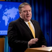 Pompeo voices confidence for 'second Trump administration,' then softens tone on post-election transition