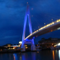 New Taipei to celebrate opening of Blue Sea Line with festivities, fireworks display