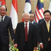Southeast Asian leaders begin summit amid 'major power rivalries'