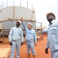 台灣中油海外探採40年有成 近百萬桶非洲查德原油12月抵台