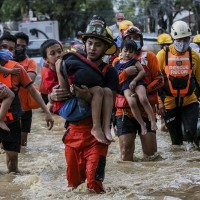 Philippines hunts for dozens missing after its deadliest typhoon this year