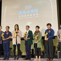 Taiwan Literature Awards for Books honors Kevin Chen
