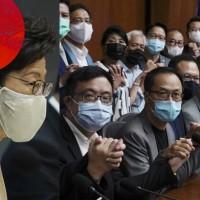 HK gov't defends Beijing's decision to disqualify pro-democracy legislators