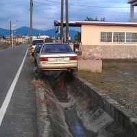 Creative parking observed in southern Taiwan city