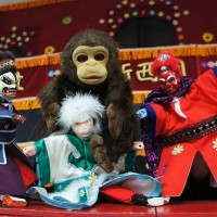 New Taipei to bring traditional glove puppetry back into fashion