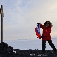 台灣科學家林映岑的南極印象:「超安靜、一點聲音都沒有」「空氣沒有味道」