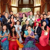 Taiwan eyes enhanced India ties at Diwali celebration