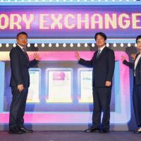 台灣「始多利交易所」把想法變現金 副總統賴清德童心大發玩不停
