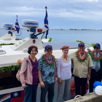 Taiwan donates 2 patrol boats to Marshall Islands