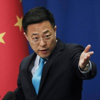 China threatens response to Taiwan visit by US admiral