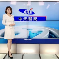 Pro-China CTi News anchor cries on air after Taiwan rejects license