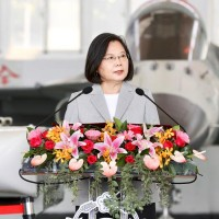 Taiwan's president condemns Chinese fake news about missing F-16