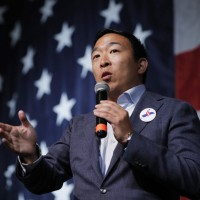 Taiwanese-American businessman Andrew Yang could be next US commerce secretary