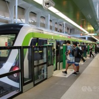 Taichung MRT to suspend operations Sunday due to major malfunction