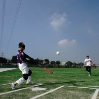 New Taipei builds baseball fields for people with disabilities