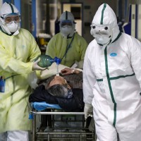 中國武漢肺炎疫情燒! 上海爆確診案例為醫院員工、緊急封院並隔離4015人