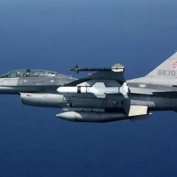 Crew chief from crashed Taiwan F-16 dies by suicide