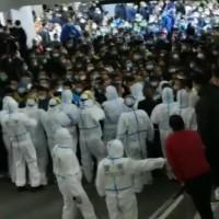 【中國再爆武肺疫情】上海浦東機場突擊採檢1萬8千人 場面大混亂網民熱議