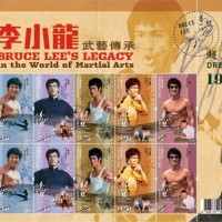 Hong Kong to issue special stamps in honor of kung fu legend Bruce Lee