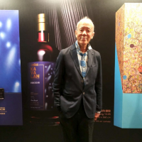 Taiwan distillery releases new series of whiskey featuring abstract art