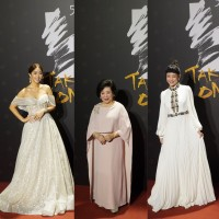 This year's Taiwan Golden Horse hottest fashion trends