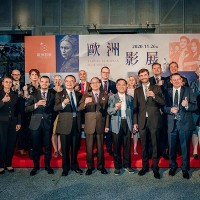 Taiwan only country to host European Film Festival indoors