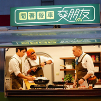 Taiwanese food show features Hong Kong actor