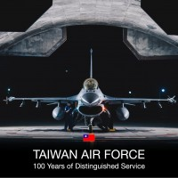 Photo of the Day: Taiwan Air Force marks 100 year anniversary