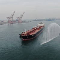 CPC's first oil shipment from Chad has arrived in Taiwan
