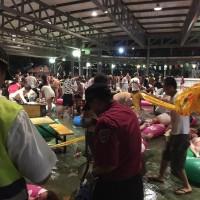 台灣2015年「彩色派對」塵爆案傷者求償 士林地院首度判八仙樂園須負賠償責任
