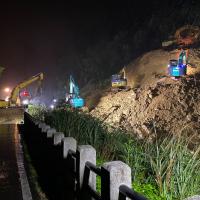 最新!台灣豪雨致台鐵瑞芳-猴硐路線不通 近兩萬名旅客受影響