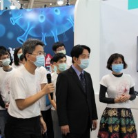 NCKUH showcases innovative medical solutions at Taiwan Healthcare Expo
