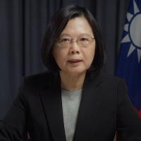 Tsai shoring up support for Taiwan ahead of US change of guard