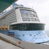 【新加坡疫情】海洋量子號郵輪乘客確診新冠肺炎 全船近3000人要檢測