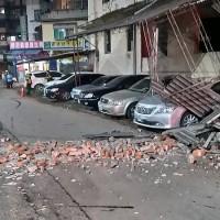 【更新】台灣宜蘭外海一夜數震•專家: 來得正是時候 學者稱台北百年地震週期將至•氣象局: 持續觀測