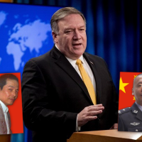 Two more Chinese added to US sanction list