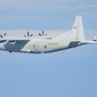 Chinese military aircraft flies within 103 km of Taiwan