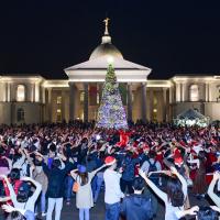 南台灣奇美博物館聖誕舞會連嗨兩週 戶外野餐看經典聖誕大片首度登場