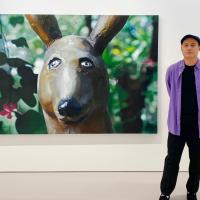 台灣藝術家攝影寫實公園過氣明星 睽違6年林彥瑋台北誠品畫廊展出