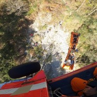 Man dies while climbing eastern Taiwan mountain