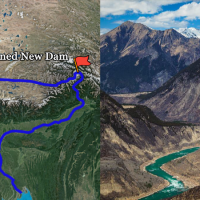 China's new dam in Tibet concerns India