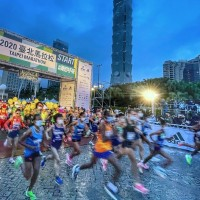 Foreign runners take gold at Taipei Marathon